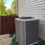Bryant Air Conditioning Unit